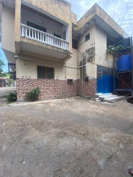 Old 5 Bedroom Semi Detached Duplex Selling, Asokoro District, Abuja, Semi-detached Duplex for Sale