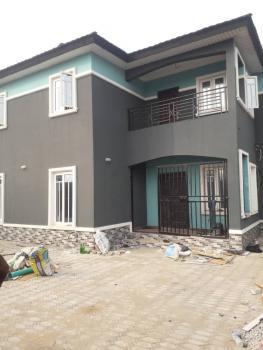 Brand New 4 Bedroom Duplex., Behind Mayfair Garden Estate, Awoyaya, Ibeju Lekki, Lagos, Semi-detached Duplex for Rent