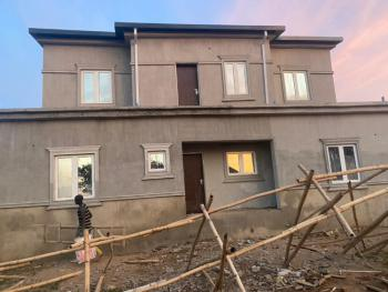 Luxury Semi-finished Fully Detached 5 Bedroom Duplex, Seman Estate, Behind Dunamis Headquarters Lugbe, Off Riverpark Exit Ga, Lugbe District, Abuja, Detached Duplex for Sale