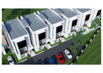 Luxury 4 Bedroom Terrace Duplex, Katampe Extension, Katampe, Abuja, Terraced Duplex for Sale