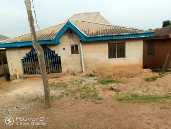 Lovely 3 Bedroom Bungalow with Tiles on Almost Half Plot, Meiran, Abule Egba, Agege, Lagos, Detached Bungalow for Sale