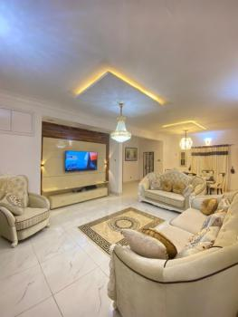 Luxury 4 Bedroom for Lodging and Party, Chevron, Lekki, Lagos, Detached Duplex Short Let