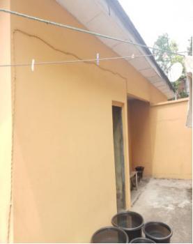 4 Bedrooms Semi Detached House with 2 Room Bq, Morenikeji Street Behind Eterna Oil, Gbagada, Lagos, Semi-detached Duplex for Sale