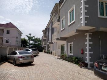 Brand New 3 Bedroom Flat with Bq, Wuye, Abuja, Flat for Rent