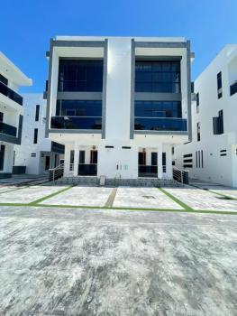 Luxury Finished & Exquisitvely Built 4 Bedroom Duplex + Bq, Gym & Pool, Banana Island, Ikoyi, Lagos, Semi-detached Duplex for Sale