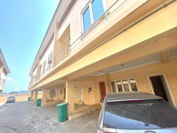 New 3 Bedroom Duplex with 24hrs Power, Mini Estate By Orchid Hotel Road, Lafiaji, Lekki, Lagos, Terraced Duplex for Rent