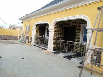 Excellent Room and Parlour Self Con with Guest Toilet and Gascoker, Macaulay, Igbogbo, Ikorodu, Lagos, Flat for Rent