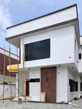 Contemporary Styled 5 Bedroom Detached House on 470sqm with 2 Room Bq, Lekki Phase 1, Lekki, Lagos, Detached Duplex for Sale