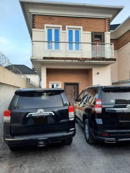 5 Bedrooms Semi Detached House with Bq, Silver Spring Estate., Agungi, Lekki, Lagos, Semi-detached Duplex for Sale