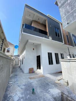 4 Bedroom with Bq, Ikota, Lekki, Lagos, Semi-detached Duplex for Sale