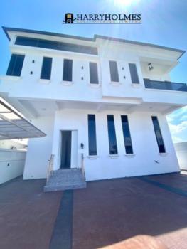 Brand New 5 Bedroom Detached Duplex with Bq, Chevron Drive, Lekki, Lagos, Detached Duplex for Sale