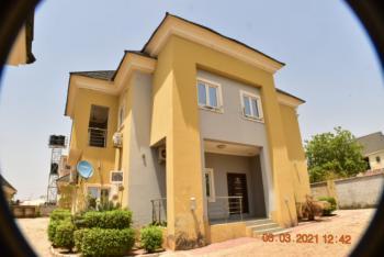 Clean 5-bedroom Fully Detached Duplex with Gym Room, Library., 14, Wilfred Oleribe Street, Dawaki Extension, Dawaki, Gwarinpa, Abuja, Detached Duplex for Sale