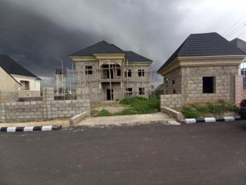 Well Located, Uncompleted 5 Bedrooms Detached House, Galadimawa, Abuja, Detached Duplex for Sale
