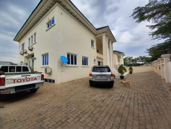 Ambassadorial 6 Bedrooms Semi-detached Mansion with 4 Bedrooms Bq, Asokoro District, Abuja, Semi-detached Duplex for Sale