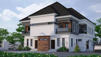 Luxury 4 Bedrooms Semi Detached House, Gra Phase 2, Magodo, Lagos, Semi-detached Duplex for Sale