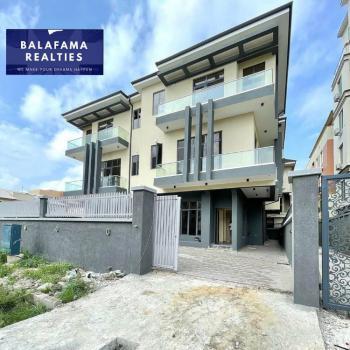 Luxury 5 Bedroom Semi Detached Duplex with Bq, Victoria Island (vi), Lagos, Semi-detached Duplex for Sale