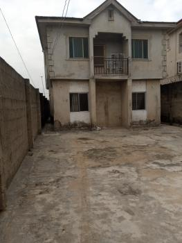 3 Units of 2 Bedrooms and One Unit of Mini Flat, 20 Kunle Shodiya Street, Agric Owutu, Agric, Ikorodu, Lagos, Block of Flats for Sale