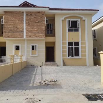 Newly Built 4 Bedroom Semi-detached House, Osapa, Lekki Phase 1, Lekki, Lagos, Semi-detached Duplex for Sale