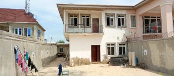 Brand New 4 Bedroom Semi Detached Duplex,with 1 Room Self-contained Bq, a Close,off Alpha Beach New Road Bus Stop, Before Chevron Bus Stop, Igbo Efon, Lekki, Lagos, Semi-detached Duplex for Rent