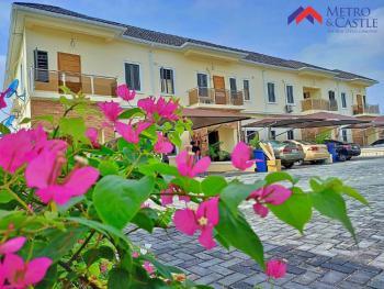 Luxury 2 Bedroom Duplex with Bq (18 Months Payment Spread), Metro Homes, Ajah, Lagos, Terraced Duplex for Sale