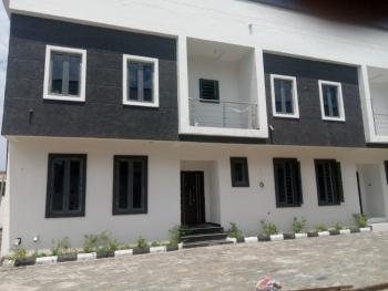 4 Bedrooms Fully Finished Terrace Duplex with Swimming Pool, Crown Terraces, Opposite Crown Estate, Sangotedo, Ajah, Lagos, Terraced Duplex for Sale