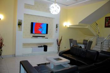 Imposing Furnished 4 Bedroom Semi Detach Duplex, Osapa, Lekki, Lagos, Semi-detached Duplex for Rent
