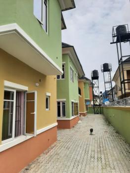 Brand New 2 Bedroom Flat, Gated Estate, Sangotedo, Ajah, Lagos, Flat for Rent