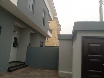 4 Bedrooms Semi Detached Duplex + 1 Bedroom Apartment Bq, Ikota, Lekki, Lagos, Semi-detached Duplex for Sale