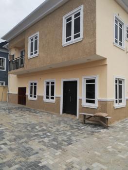Luxury 4 Bedroom Duplex with Executive Facilities, Sangotedo, Ajah, Lagos, Terraced Duplex for Rent