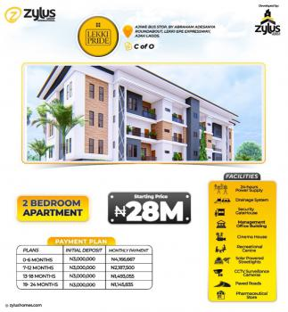 2 Bedroom Apartment, Lekki Pride Estate, Lekki Expressway, Lekki, Lagos, House for Sale