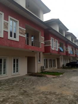 Four Bedroom Duplex, Ikate, Lekki, Lagos, Terraced Duplex for Rent