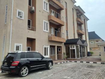 Luxury American Standard 3 Bedroom Flat with Room Bq. 24 Hours Light, Study, Lekki Phase 1, Lekki, Lagos, Flat for Rent