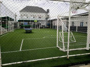 Luxury 3 Bedroom Flat Bungalow+ Pool + Mini Stadium, Located in a Very Beautiful Estate, Bogije, Ibeju Lekki, Lagos, Detached Bungalow for Rent