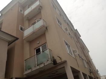 Spacious 3 Bedroom Flat First Floor, Osapa, Lekki, Lagos, Flat for Rent