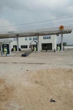 Filling Station on a 2 Plots of Land, Eleko Lekki Junction, Lekki, Lagos, Filling Station for Sale