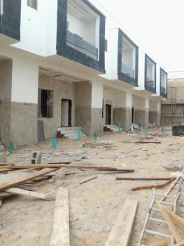 Newly 4 Bedroom Terrace Duplex with Spacious Rooms, Ajah, Lagos, Terraced Duplex for Sale