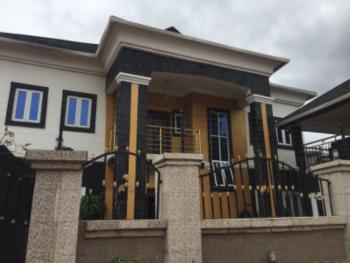 Furnished Luxury 5 Bedroom Duplex with 2 Bedroom Bq, Core Area, Back of Nta, Asaba, Delta, Detached Duplex for Sale