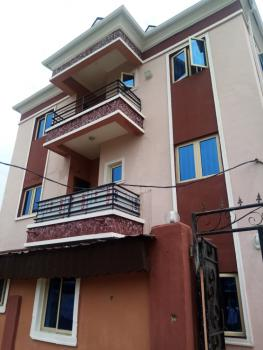 Newly Built 2 Bedroom Flat, Off Ijesha Road By Baruwa Bus Stop, Ijesha, Surulere, Lagos, Flat for Rent