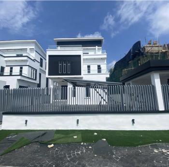 Luxury 5 Bedroom Detached Duplex with Swimming Pool and a Bq, Pinnock Beach Estate, Osapa, Lekki, Lagos, Detached Duplex for Sale
