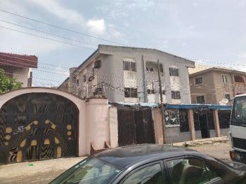 Solid Block of 5nos 3bedrooms,3nos 2bedrooms and a Warehouse By Expres, By Dominos Pizza,ago Palace, Ago Palace, Isolo, Lagos, Block of Flats for Sale