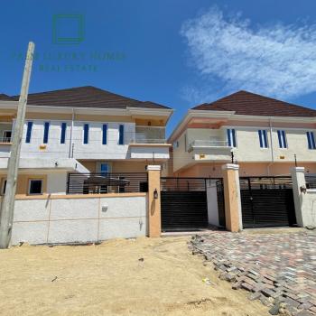 Luxury 4 Bedrooms, Thomas Estate, Ajah, Lagos, Semi-detached Duplex for Sale