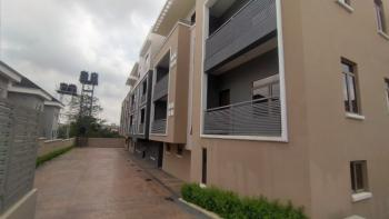 Luxury 3 Bedroom Flat in a Nice and Secured Location, Guzape District, Abuja, Flat / Apartment for Rent