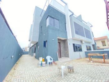 4 Bedroom Semi Detached Duplex with a Bq, Lekki Phase 1, Lekki, Lagos, Semi-detached Duplex for Rent