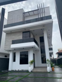 Luxury Well Finished 5 Bedroom Duplex with Pool & Cinema, Lekki Phase 1, Lekki, Lagos, Detached Duplex for Sale