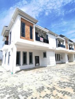 Magnificently Built 4 Bedroom Terrace Duplex, 2nd Toll Gate, Lekki, Lagos, Terraced Duplex for Rent