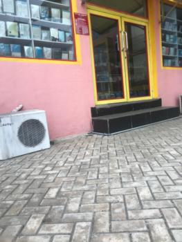 an Office Space Ground Floor of Approx 50 Sqmtrs Facing  Road, Ogudu Road, Close to Area H Police Station, Gra, Ogudu, Lagos, Office Space for Rent