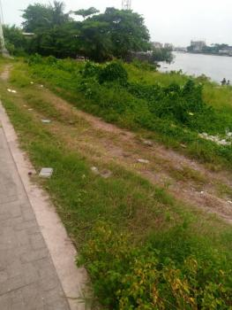Perfect & Ready to Build Waterfront 3250sqm Plot of Land, Victoria Island (vi), Lagos, Land for Sale
