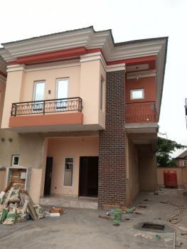 4 Bedrooms Semi-detached Duplex with Bq All Room Ensuit, Omowaye Cresent, Magodo, Lagos, Semi-detached Duplex for Rent