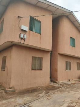 Executive 4 Units of 3 Bedrooms with C of O, Tejumola Estate, Egbeda, Alimosho, Lagos, Block of Flats for Sale
