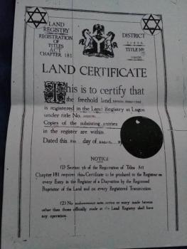 Land, Idumota, Lagos Island, Lagos, Mixed-use Land for Sale